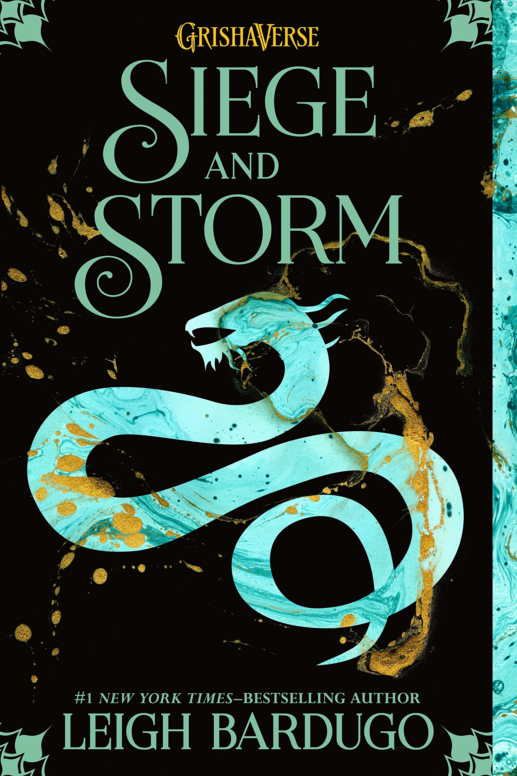 Amazon: Siege And Storm (the Grisha Trilogy) (9781250044433): Leigh  Bardugo: Books