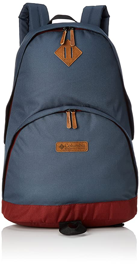 Columbia Unisex Classic Outdoor 20L Mochila, Color Mystery, Deep Rust, tamaño Talla única
