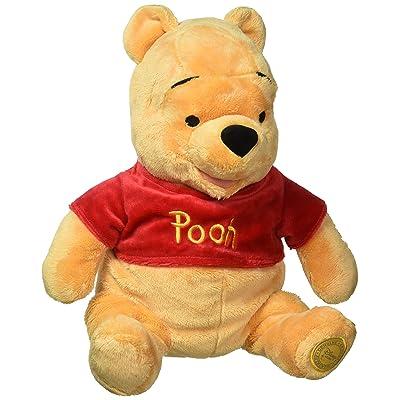 "The Disney Store Jumbo Winnie the Pooh Plush 24"": Toys & Games"