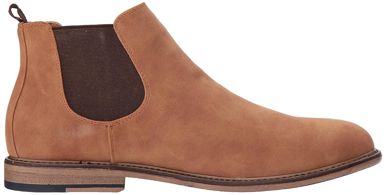 Madden Men's M-Graye Chelsea Boot B0767T2P91 8.5 B(M) US|Cognac Suede
