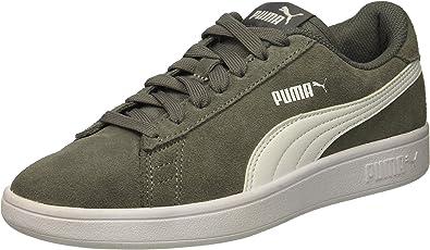 PUMA Kids Smash V2 Sd Jr Sneaker   Sneakers