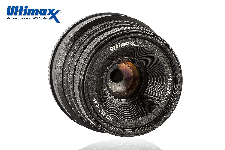 直営店に限定 Ultimaxx (NEX) 25MM f/1.8 マニュアルレンズ Eマウント用 Sony B07KWHDJWJ Eマウント用 (NEX) B07KWHDJWJ, WEB SHOP SANYO:3183067b --- ballyshannonshow.com