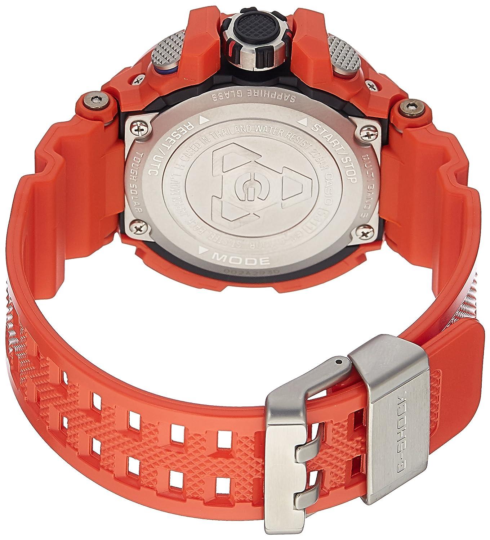 Casio Malla Me Up G SHOCK EDICIÓN ESPECIAL Japan Reloj (Modelo de Asia) GW-A1100R-4A: Amazon.es: Relojes