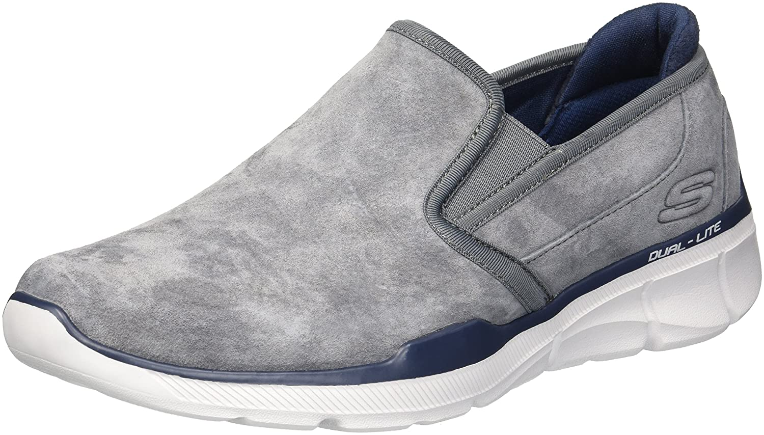 hommes's Trainers Skechers Equalizer 3.0 Substic hommes Charcoal