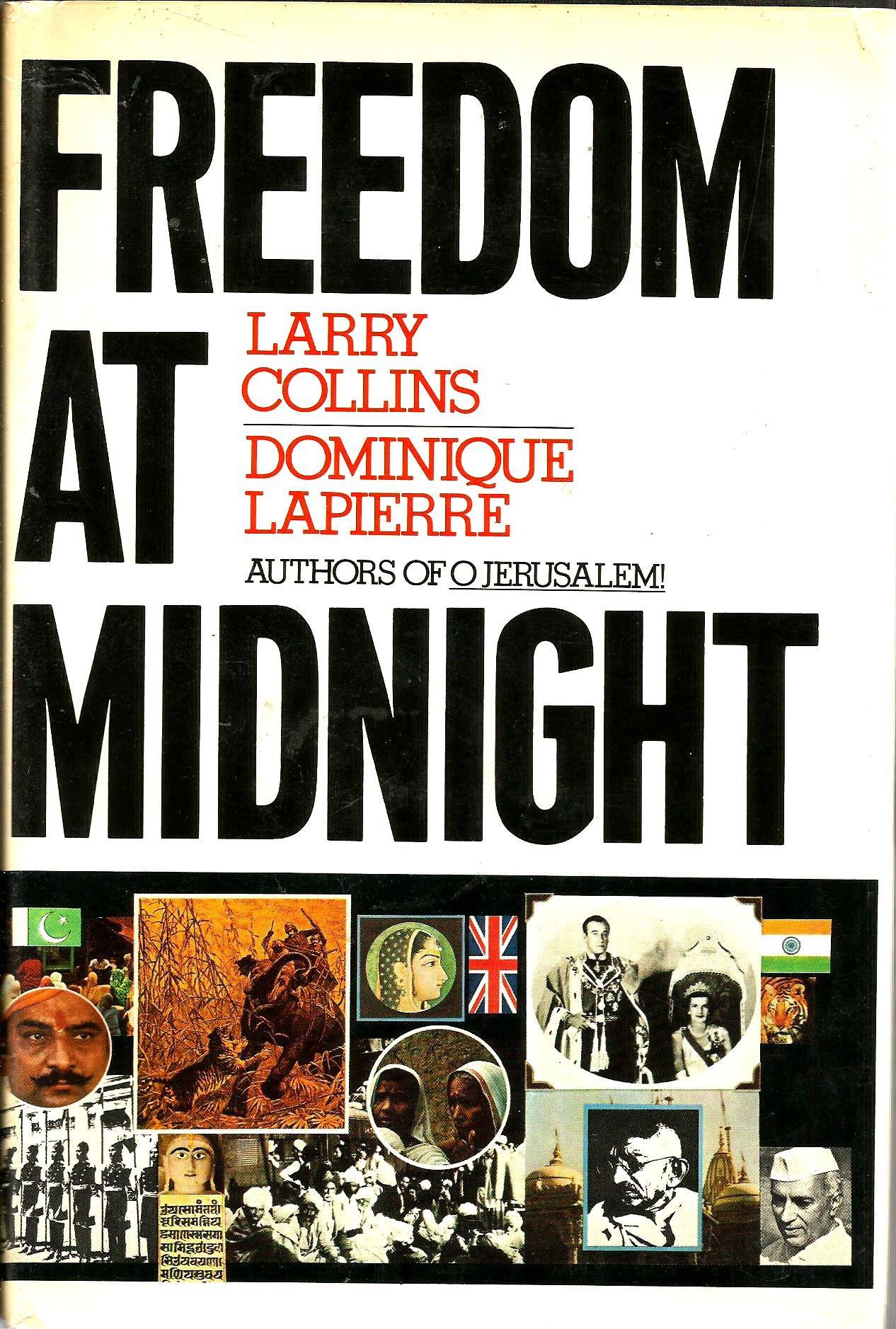 FREEDOM AT MIDNIGHT PDF IN HINDI EPUB