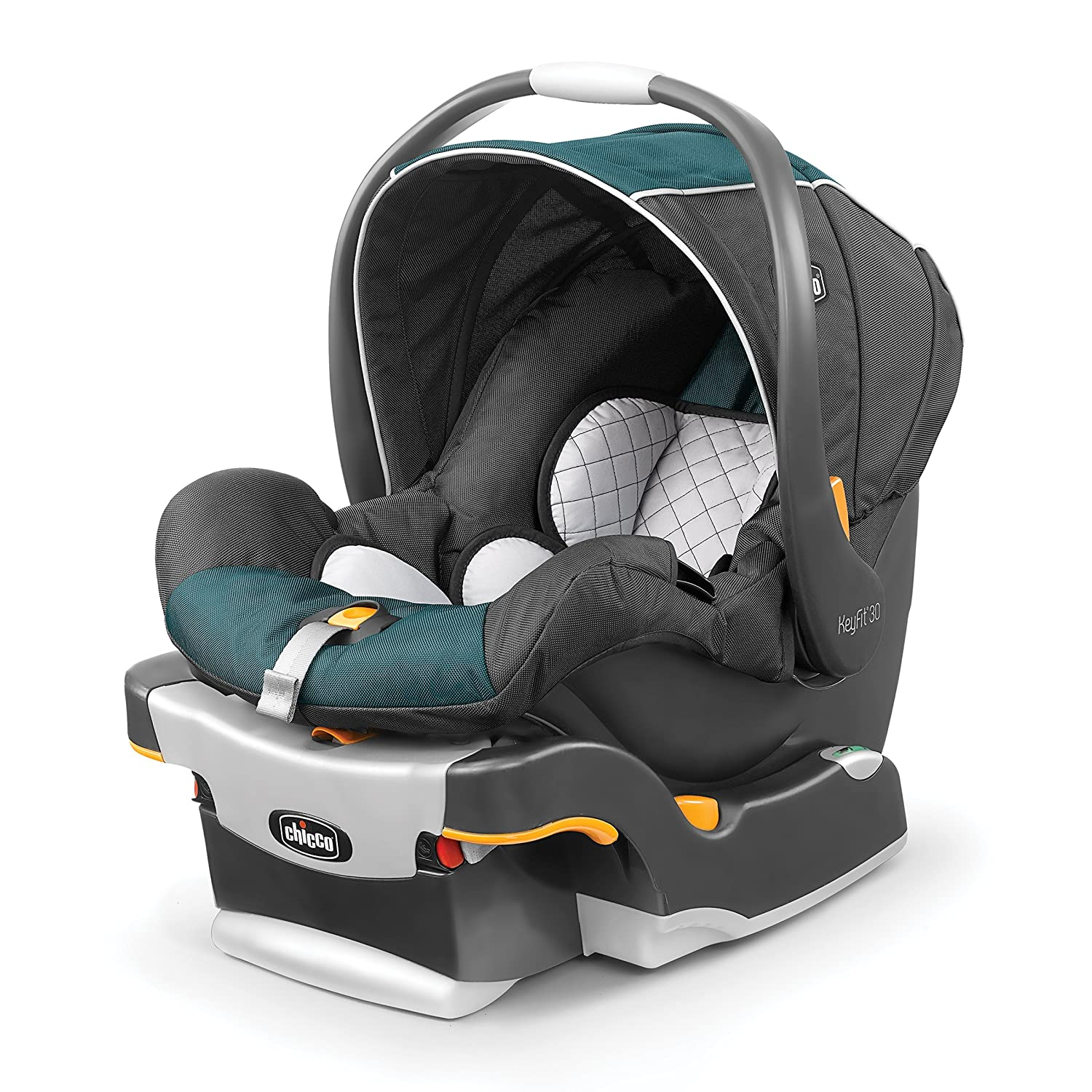 Chicco KeyFit 30 Infant Car Seat, Papyrus 07061472190070