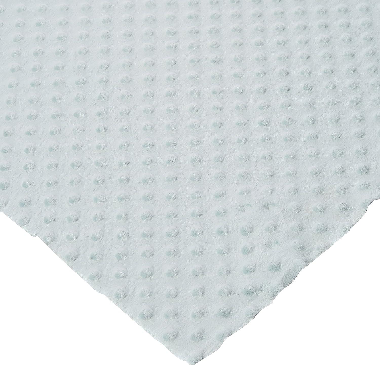 POLAR BEAR TEAL Double Sided Supersoft Cuddlesoft Fleece Fabric Material