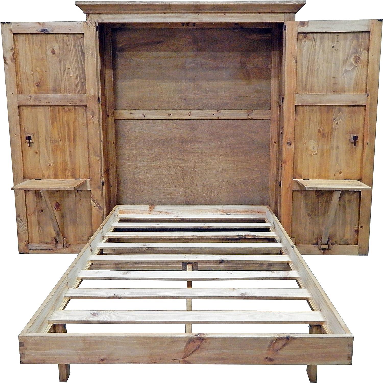 Amazon Com Burleson Home Furnishings Coastline Solid Wood Fully