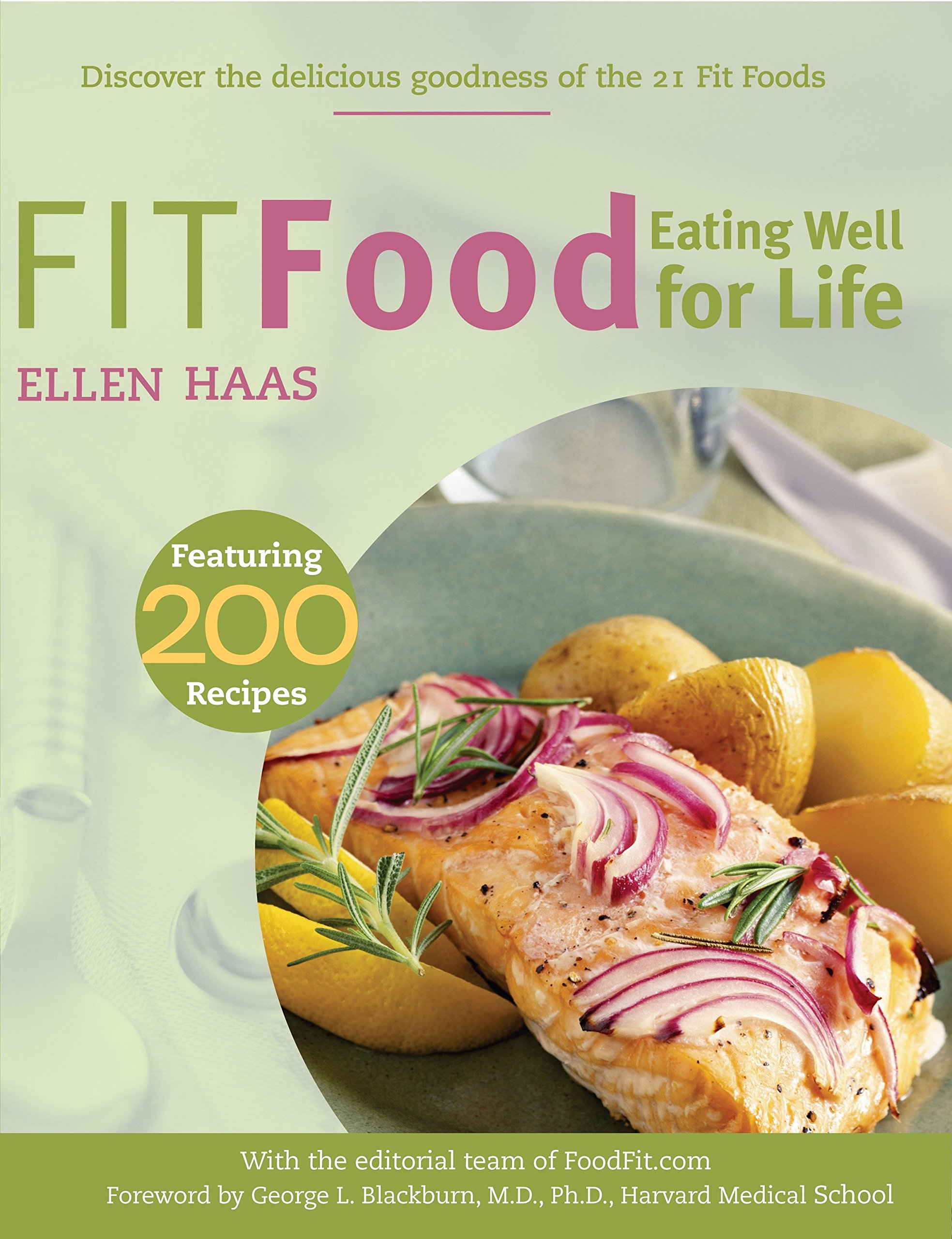 Read Online Fit Food: Eating Well for Life PDF