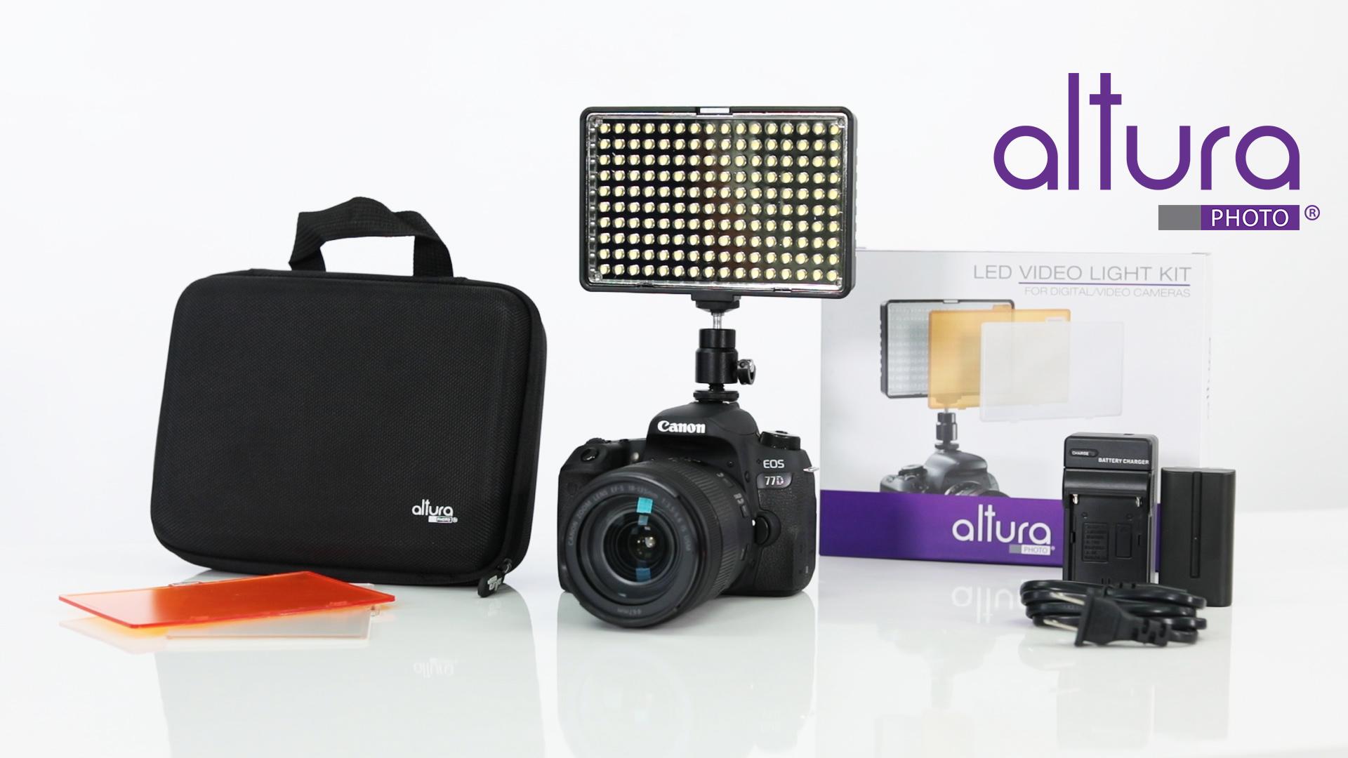 Flipboard Altura Photo Ap Unv1 Bundle Dslr Camera Flash Speedlite