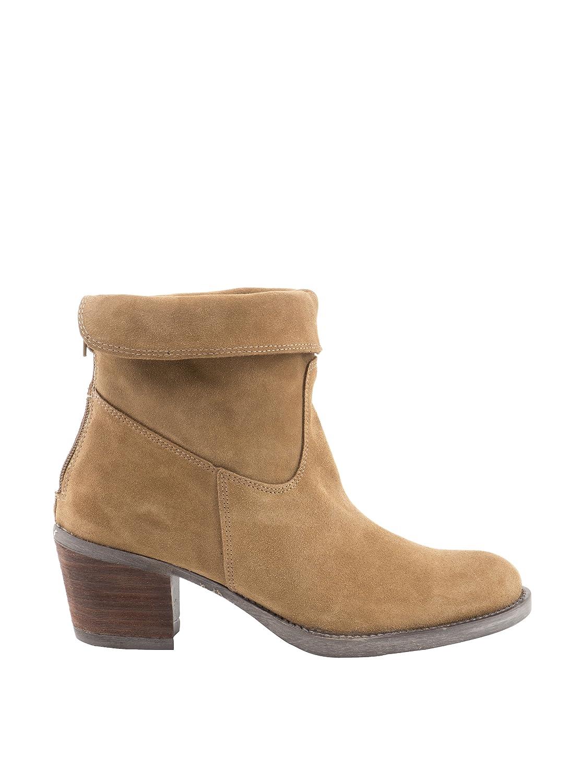 Liberitae Botines Cowboy Cuero EU 35: Amazon.es: Zapatos y ...