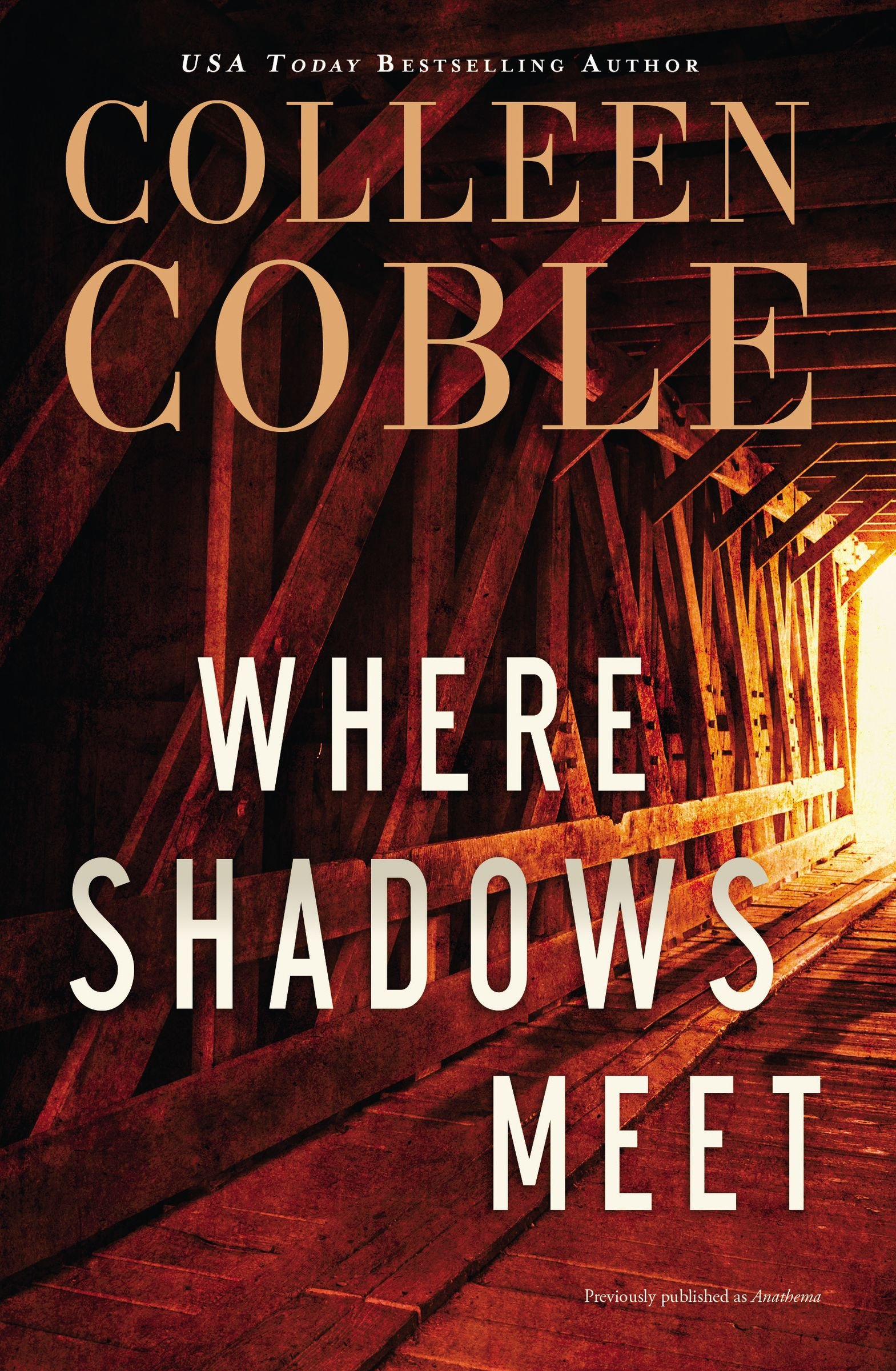 Where Shadows Meet A Romantic Suspense Novel Colleen Coble