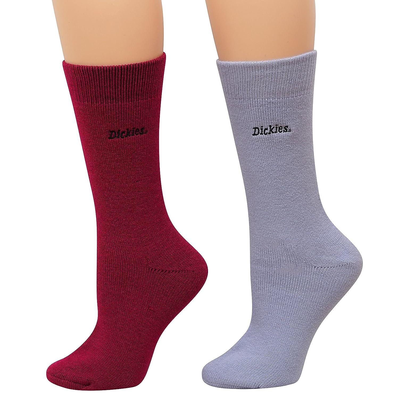Dickies Women's 2 pairs Thermal crew Socks