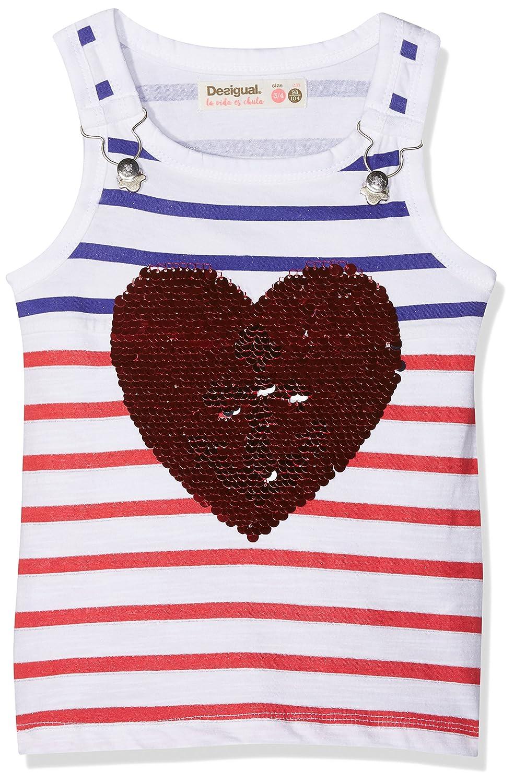 Desigual Mädchen T-Shirt TS_Regina 18SGTK69