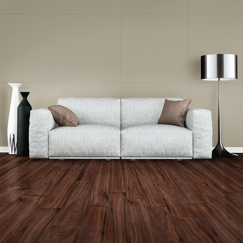 Achim Imports VFP1.2HK10 Nexus Hickory 6 x 36 Self Adhesive Vinyl Floor Planks-10 Planks//15 Sq Ft Piece 10
