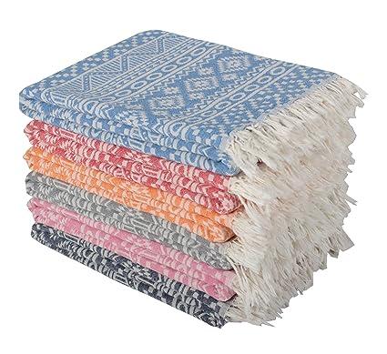 Amazon.com: (Set of 6) Traditional Anatolian Small Carpet ...