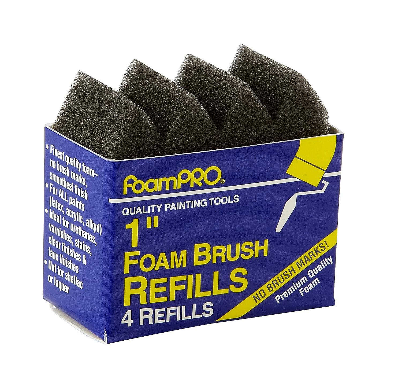 FoamPRO 72-4 Foam Brush & 4 Refills, 2