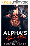 Alpha's Bad Boy: An Mpreg Romance (Trouble In Paradise Book 3)