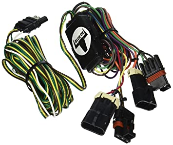 91UmtCE1hcL._SX355_ amazon com blue ox bx88278 ez light wiring harness kit for 4 door blue ox wiring harness at reclaimingppi.co