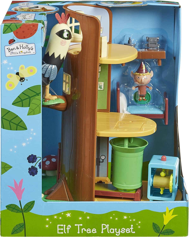 Amazing Ben Et Holly Elf Tree Adventure Set