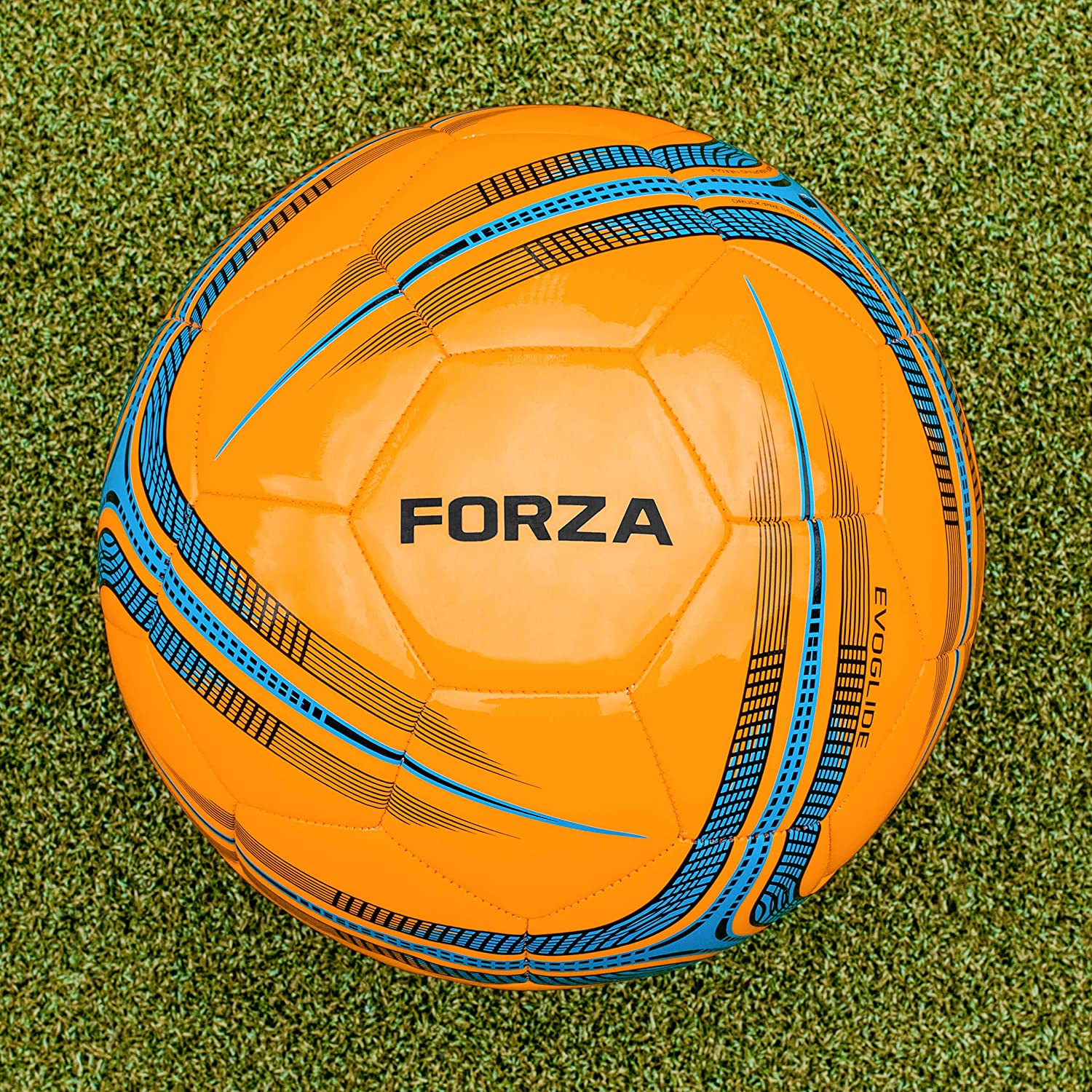 Net World Sports | Professional Quality Soccer Practice Ball Forza Training Soccer Ball Size 2, 3, 4 or 5