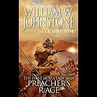 Preacher's Rage (Preacher/The First Mountain Man Book 25) book cover