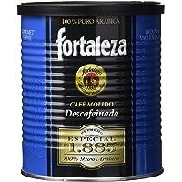 Café Fortaleza Café Molido Descafeinado Supremo - 250