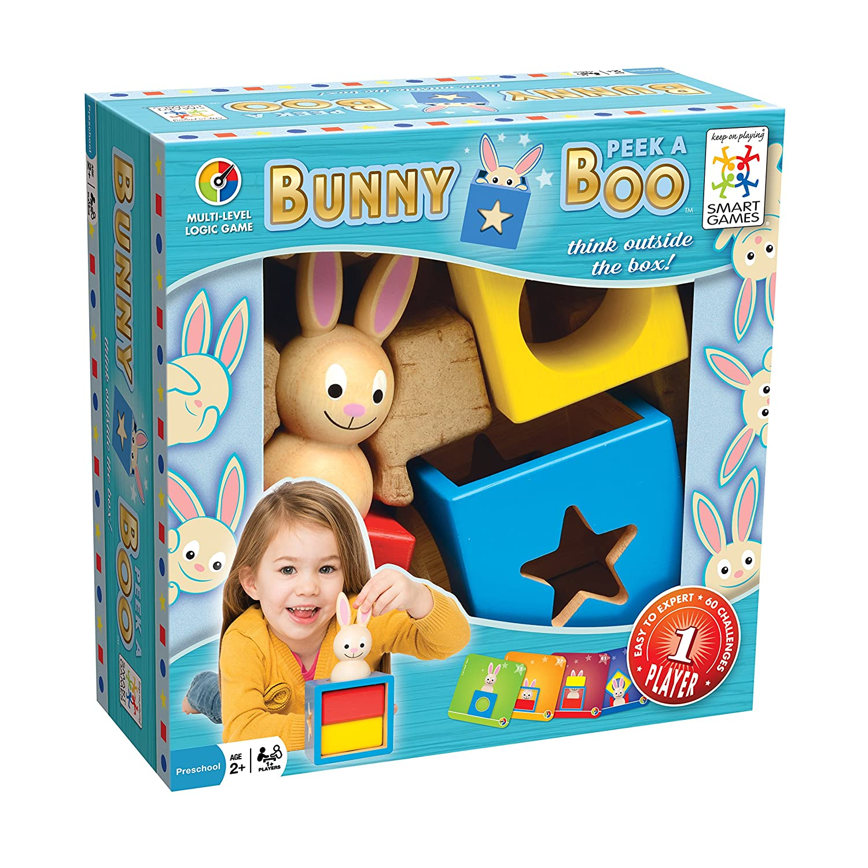 Smartgames Bunny Peek A Boo Amazon Toys & Games