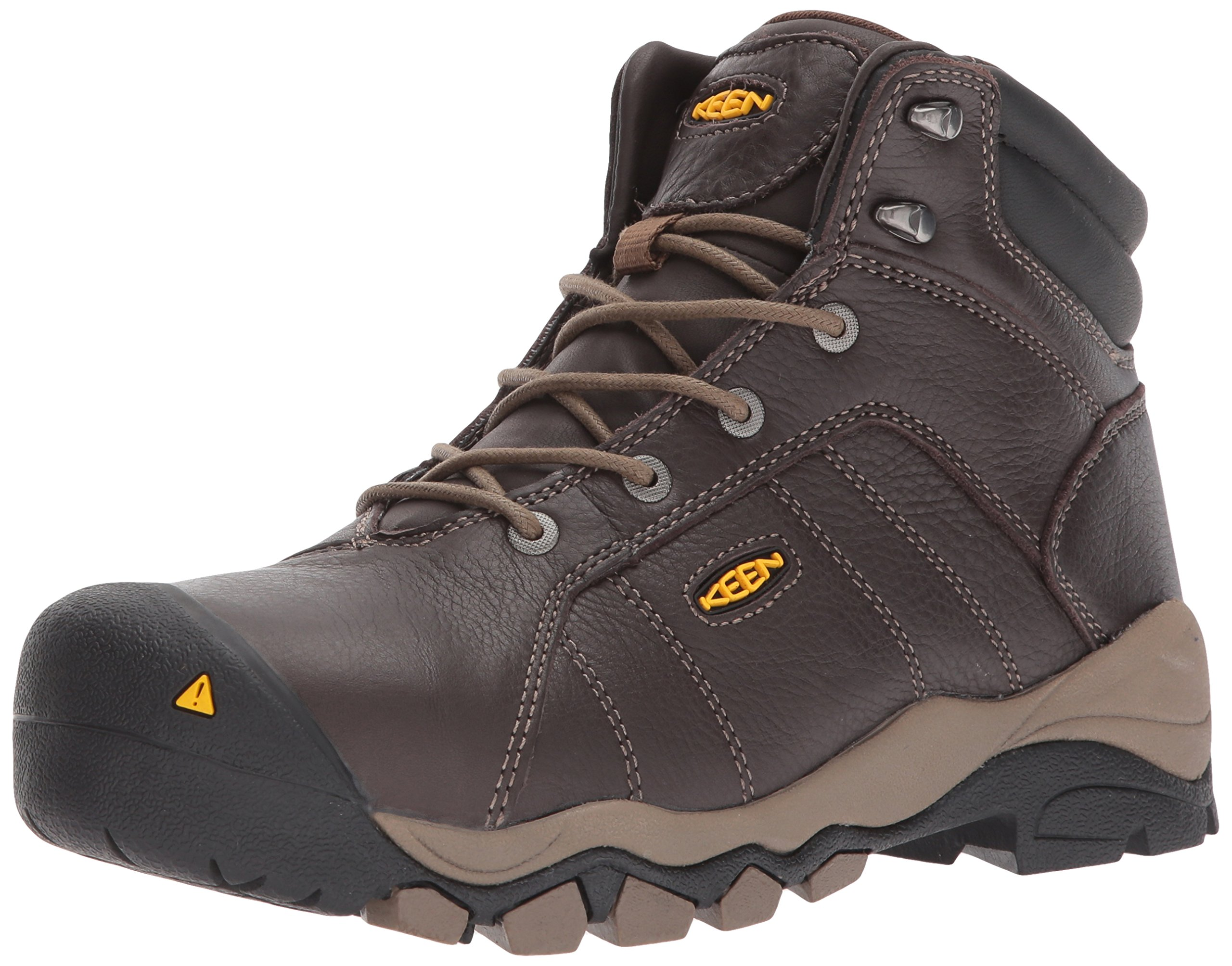 KEEN Utility Women's Santa Fe 6'' AT Industrial and Construction Shoe, Cascade Brown, 8.5 M US