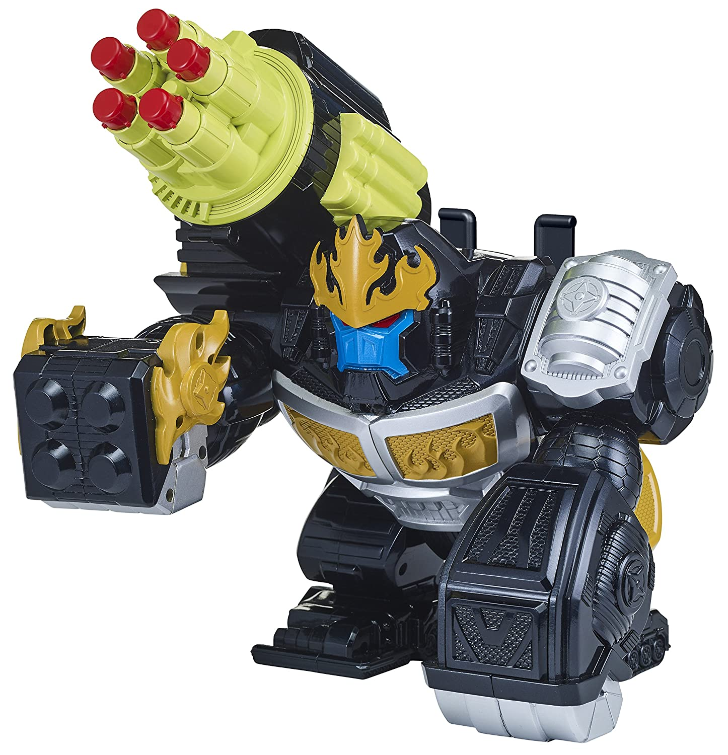 Power Rangers Super Ninja Steel Gorilla Blast Zord: Amazon ...