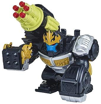 Power Rangers Super Ninja Steel Gorilla Blast Zord: Amazon ...