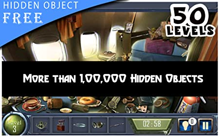 100 hidden objects