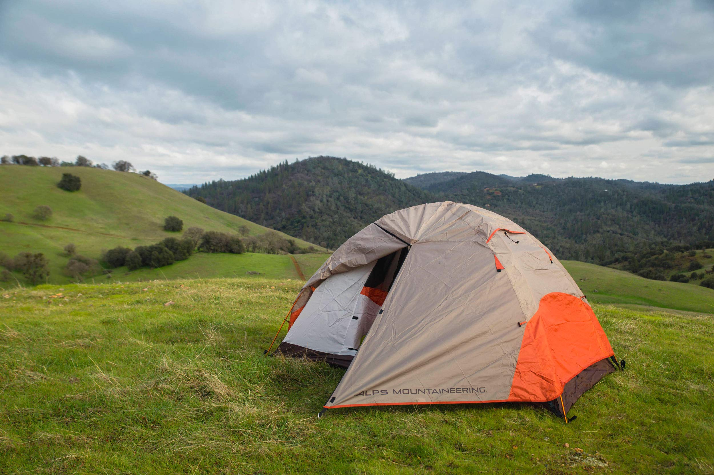 ALPS Mountaineering Lynx 4-Person Tent, Clay/Rust by ALPS Mountaineering (Image #12)