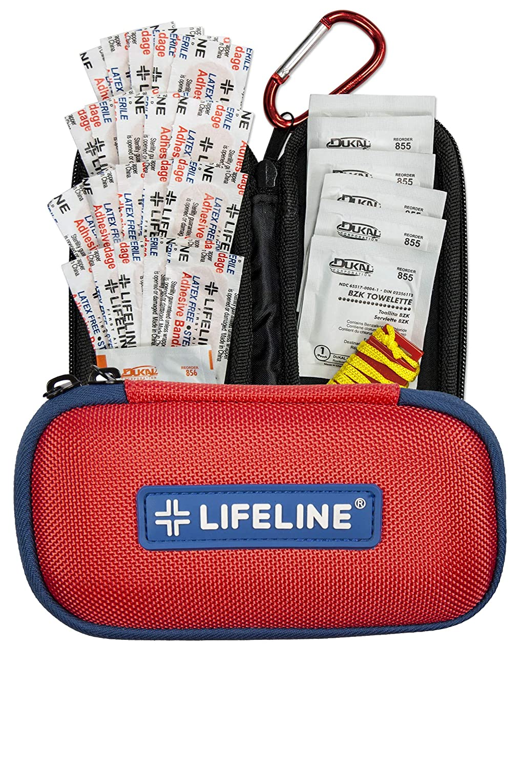 Lifeline 53 Piece First Aid Kit (Red) SS-SMS-4003471