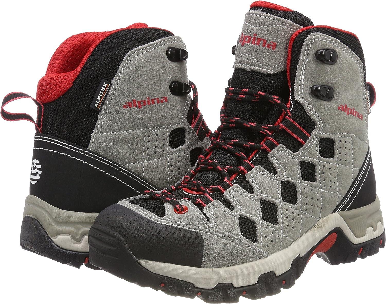 para Mujer Alpina 680403 Botas Senderismo