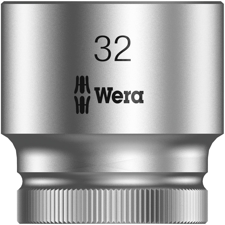 1//2 Wera 05003610001 Llave de Vaso con Arrastre 19 mm plata