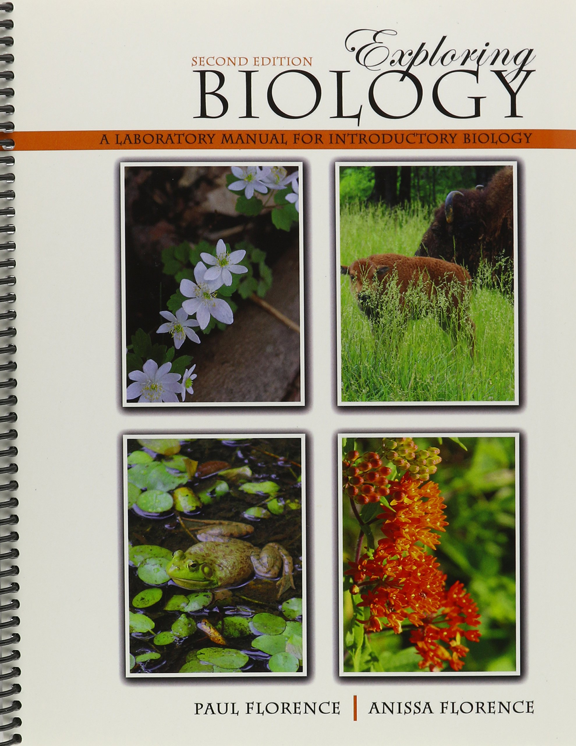 Exploring Biology: a Laboratory Manual for Introductory Biology: Paul  Florence, Annisa Florence: 9781465222374: Biology: Amazon Canada