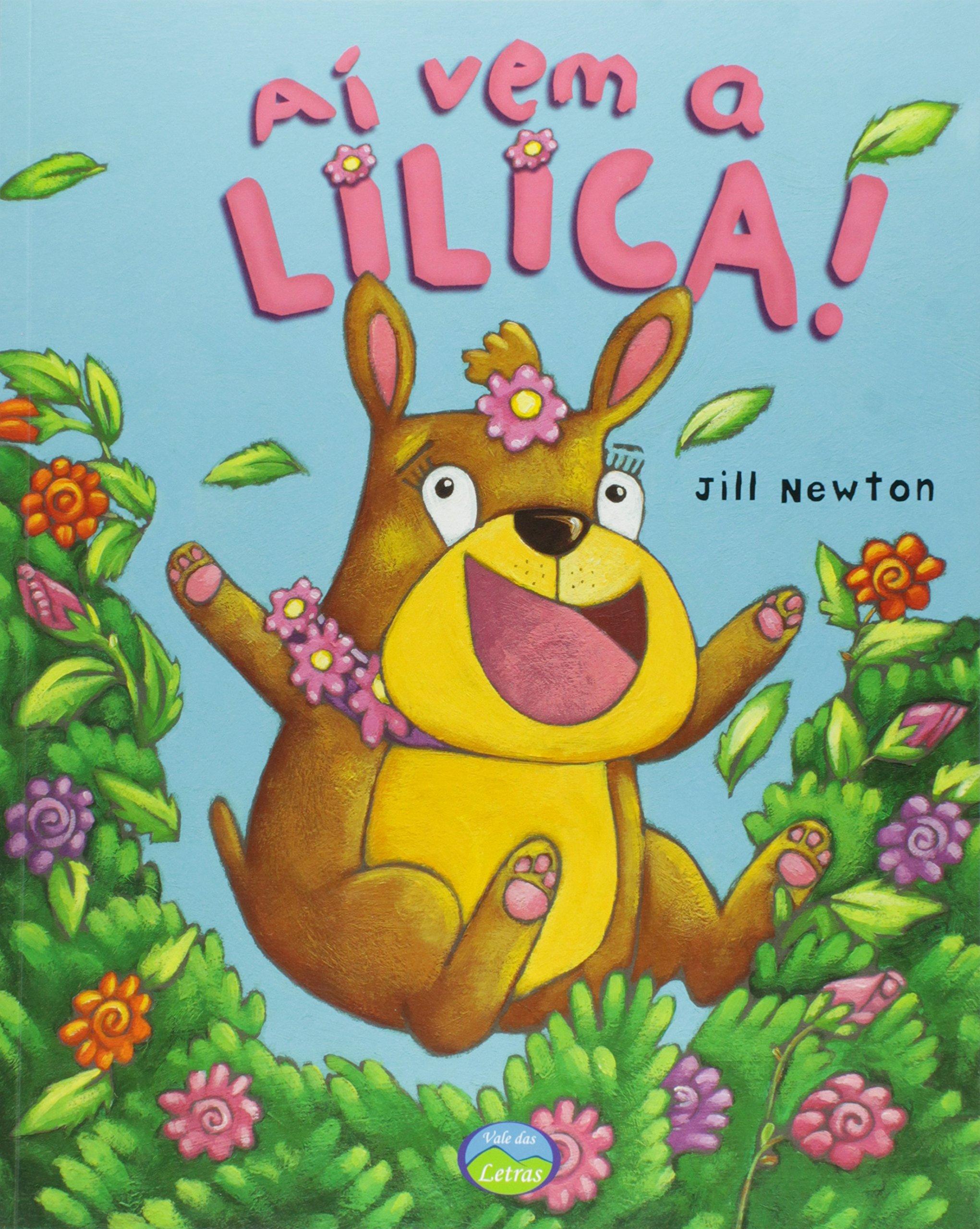 Download Aí Vem a Lilica! ebook