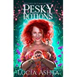 Pesky Potions: A Paranormal Women's Fiction Novel (Witches of Gales Haven Book 4)