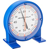 ACCUSPLIT Baby-Boys ACCUSPLIT AX850 Large Format Lane Timer/Pace Clock AX850, Blue, 15-Inch