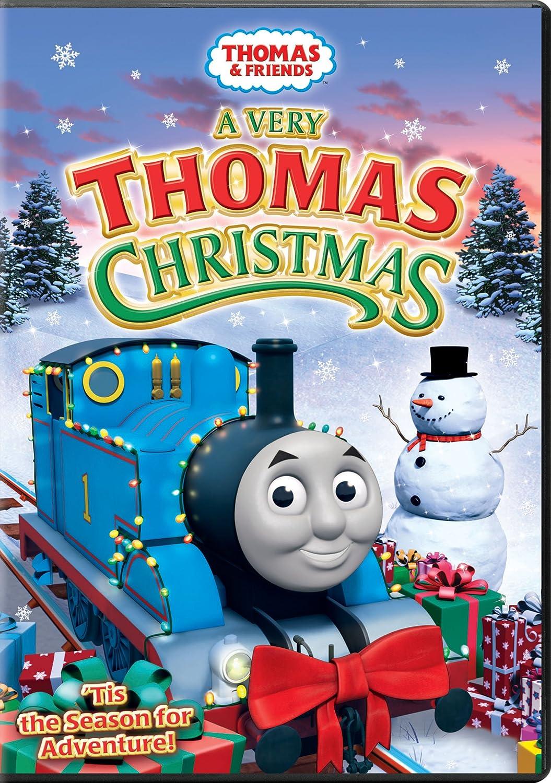 Amazon.com: Thomas & Friends: A Very Thomas Christmas: Martin T ...