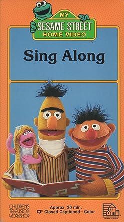 Amazon com: Sesame Street Sing Along: Jim Henson's Sesame Street