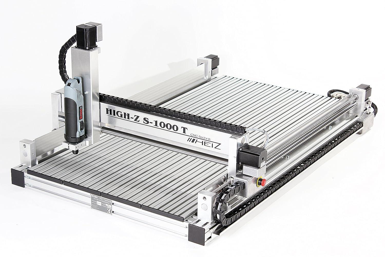 CNC Fräse High-Z 1000x600mm mit Kugelgewinde - CNC-STEP: Amazon.de ...