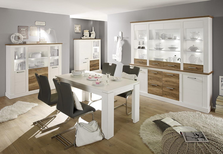 Credenza Moderna Vetrina : Credenza moderna molto grande target vetrina bianca di design