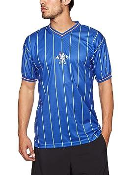 Scotch Guard Score Draw Official Retro Chelsea - Camiseta de fútbol para hombre, tamaño XL