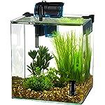 Penn-Plax Water-Word Vertex Desktop Aquarium Kit