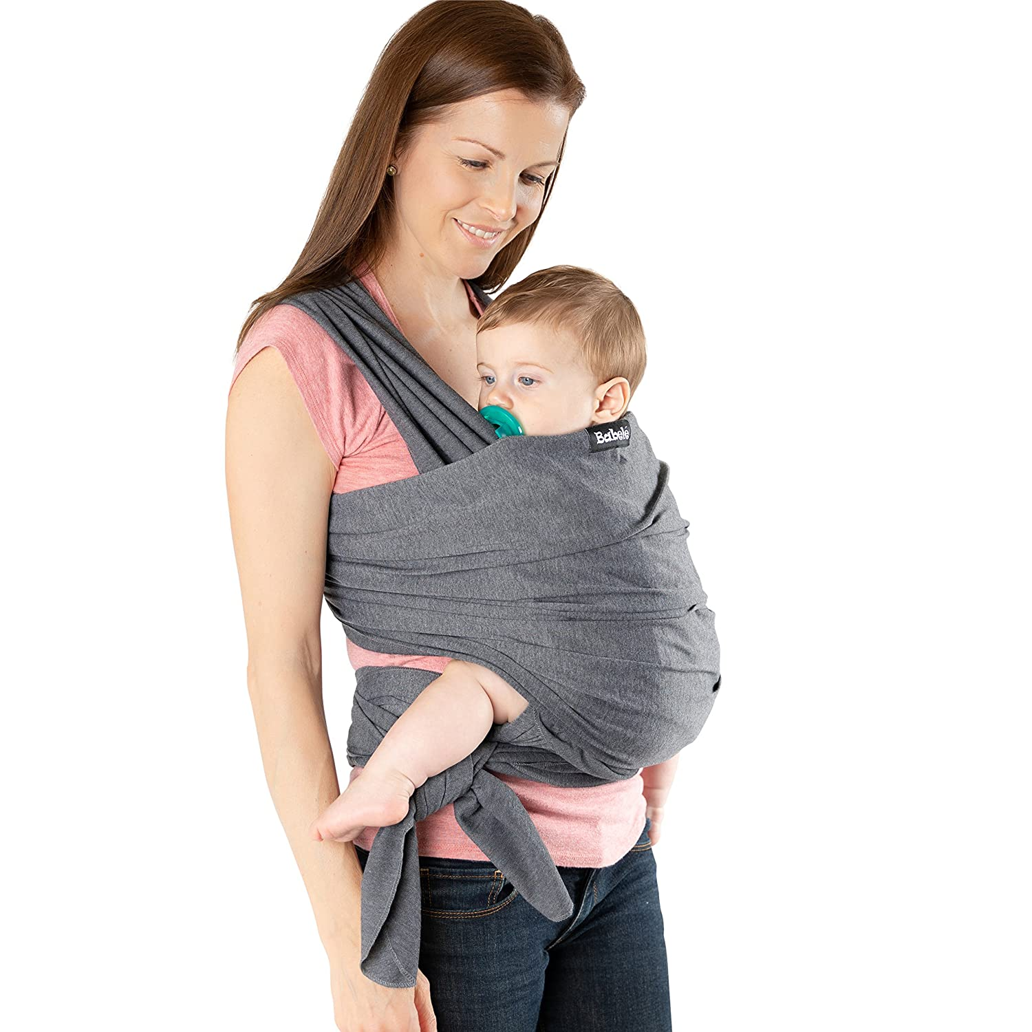 Baby Wrap Carrier Sling By Babele Available In 2 Colors Baby