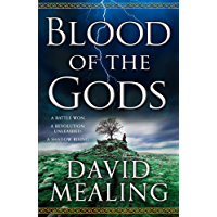 Blood of the Gods: Book Two of the Ascension Cycle (English Edition)