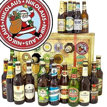 Bier Weihnachtskalender.Nikolaus Bier Advent Kalender 2018 Bieradventskalender