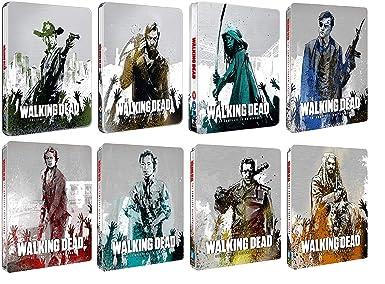 The Walking Dead Seasons 1 8 Limited Edition Blu Ray
